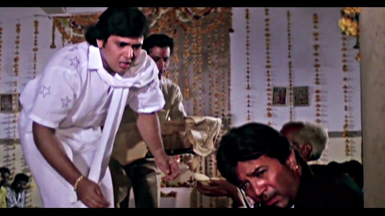 अपने मालिक को मंदिर में खाना मांगते देख भावुक हुए गोविंदा