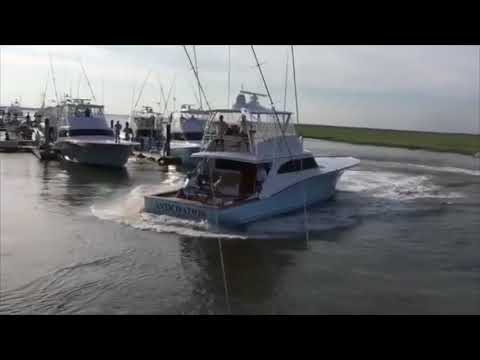 ANTICIPATION DOCKING LIKE A PRO | Billfish TV 0109