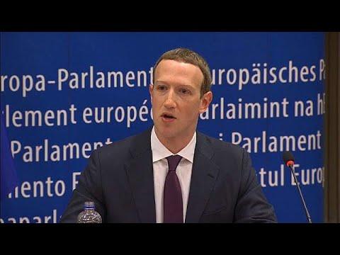 زوكيربرغ يعتذر لأعضاء البرلمان الأوروبي عن تسريب بيانات مستخدمي فيسبوك…  - 00:22-2018 / 5 / 23
