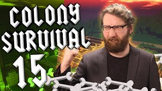 ROAD OF BONES | Colony Survival