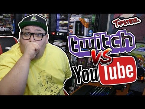 TWITCH TAKES AIM AT YOUTUBE AMID DEMONETIZATION FIASCO