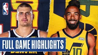 NUGGETS at JAZZ   FULL GAME HIGHLIGHTS   February 5, 2020