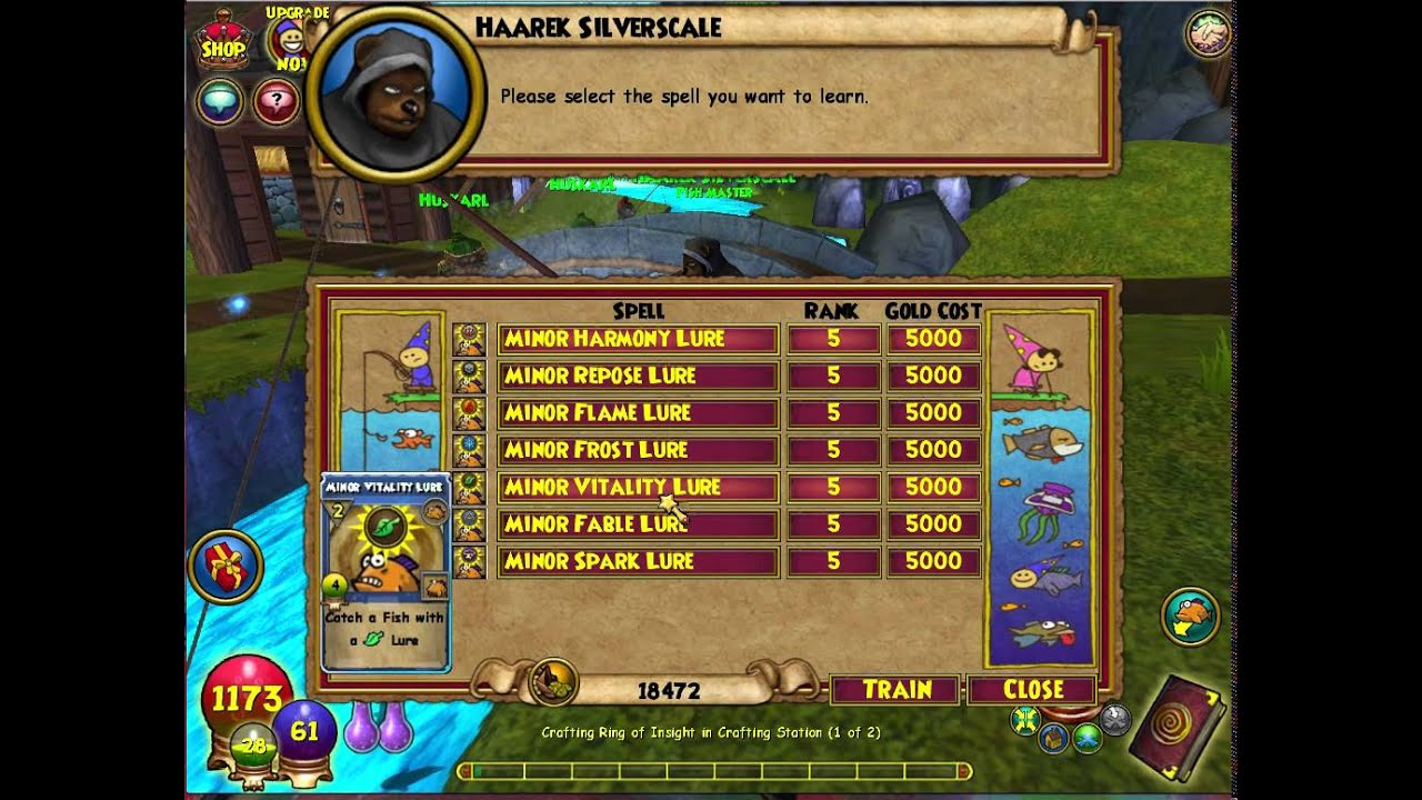 how to get castle for gold wizard101