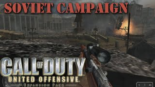 Call of Duty: United Offensive. Soviet campaign