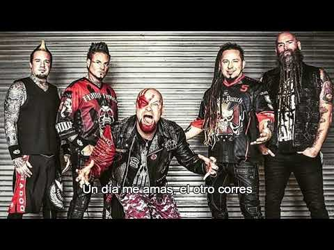 Five Finger Death Punch - Top Of The World (Sub Español)