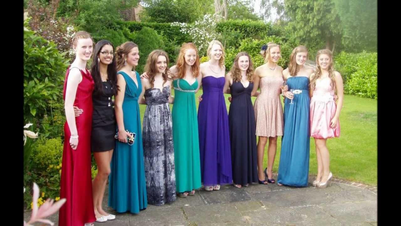 Prom 2012 Woking High School - YouTubeJess Newton