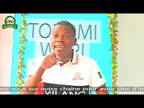 RD CONGO: TOKOMI WAPI?  NDEKO ELIEZER APANZI BA VERITÉ - rtg afrique