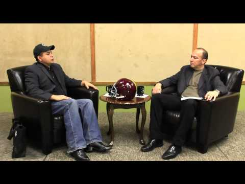 Miracle at Donna / Interview with Frank Steven Aragon