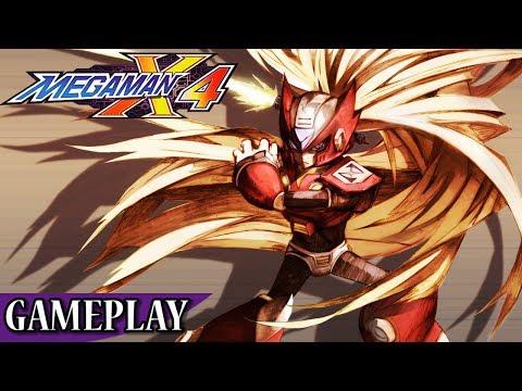 Generate MEGAMAN X4 - Recordemos la época dorada de Capcom: Gameplay en español (60fps) Pictures