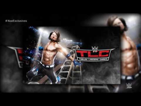 "WWE: TLC: Tables, Ladders, and Chairs 2016 OFFICIAL Theme Song ""Ready for War"" by  Adelitas Way"