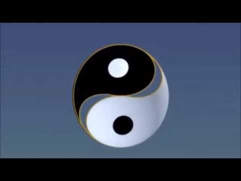 Dual Torus / Yin and Yang in 3D animation