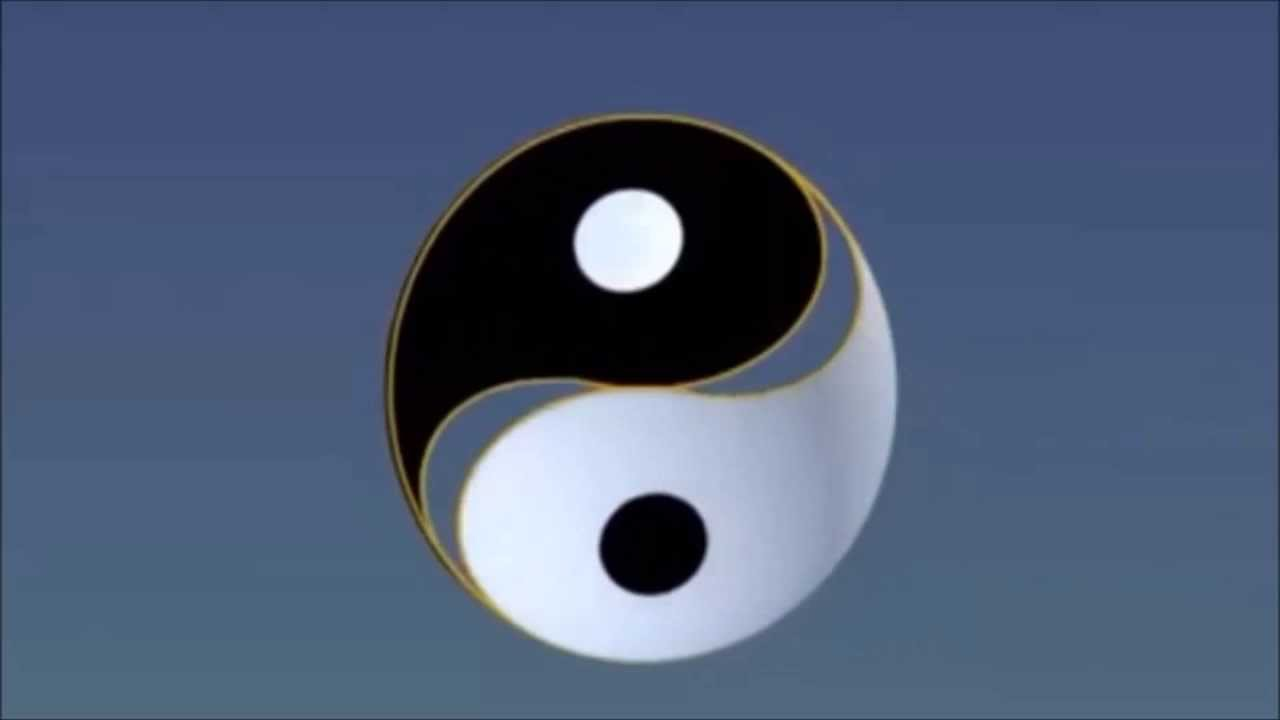 Dual Torus / Yin and Yang in 3D animation - YouTube