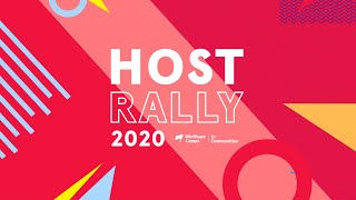 WinShape Camps Host Rally 2020