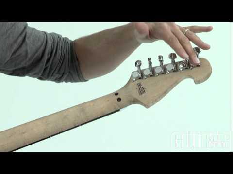 Nuno Bettencourt Signature Guitar - Washburn N4 Authentic Guitar