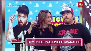 Entrevista completa con Migue Granados - Cortá por Lozano