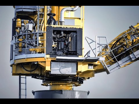 Proteus King Post Crane