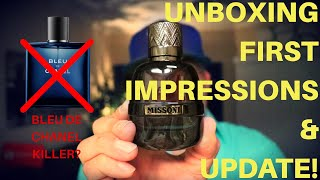 Better than Bleu De Chanel? Missoni Parfum Pour Homme - Unboxing, First Impressions and Update!