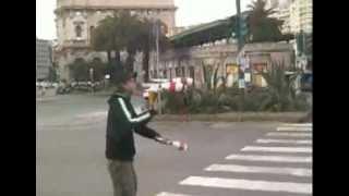giocoliere Genova 2010.wmv
