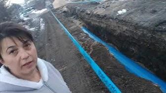 Как върви строежът на водопровода за Перник от Мало Бучино