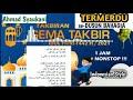 GEMA TAKBIR IDUL FITRI 2021/1442 H - Ahmad Syaukani