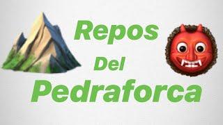 CAMPING REPOS DEL PEDRAFORCA , en la Sierra del Cadí-Moixeró