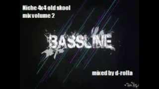 4x4 niche bassline old school mix volume 2