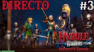 Vídeo Hyrule Warriors: Definitive Edition