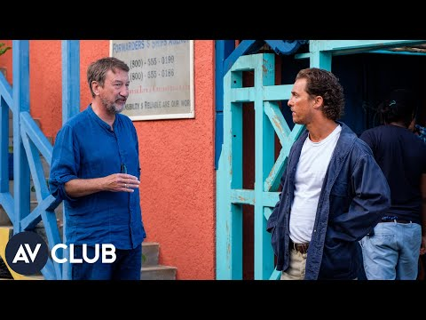 Steven Knight on Serenity and catching a 185-pound bluefin tuna with Matthew McConaughey