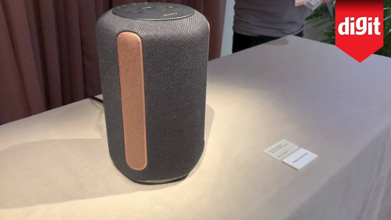 CES 2020 Sony's 360 Degree Reality Audio