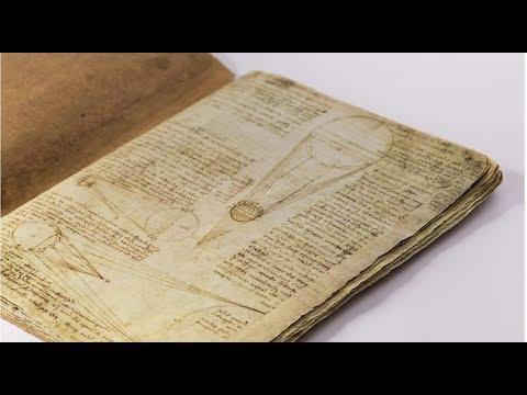 Codex Leicester by Leonardo da Vinci at the Uffizi Gallery Mp3