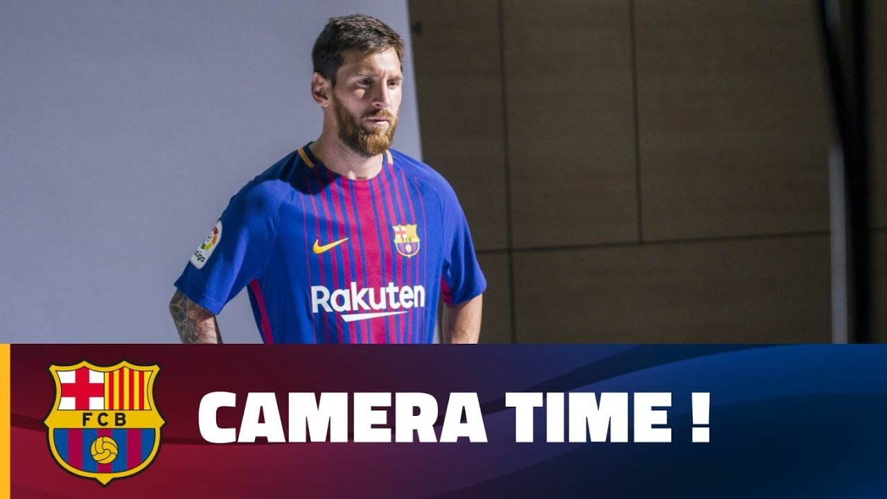 c845d86b32f6 Behind the scenes at La Liga official videos for 2017 18. FC Barcelona