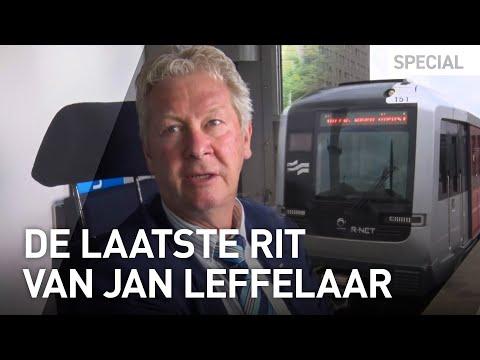 Mister Metro neemt na 44 jaar afscheid