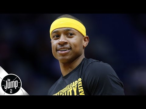 Tracy McGrady on Isaiah Thomas to the Lakers: He can't bring an ego with him | The Jump | ESPN