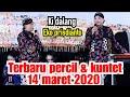 Percil & eko prisdianto terbaru 14 maret 2020 podorejo tulungagung jawa timur indonesia