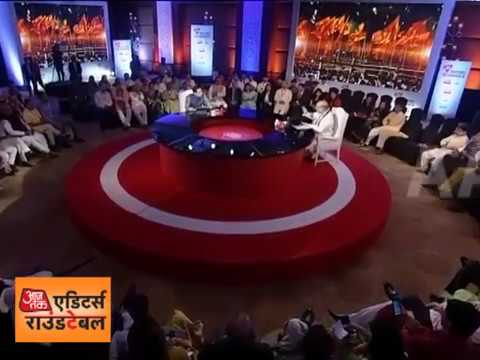 Editor Round-Table: Shri Amit Shah Talks About The Works Of Modi Government