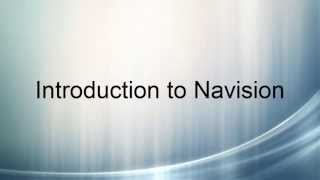 001 Introduction to Navision development