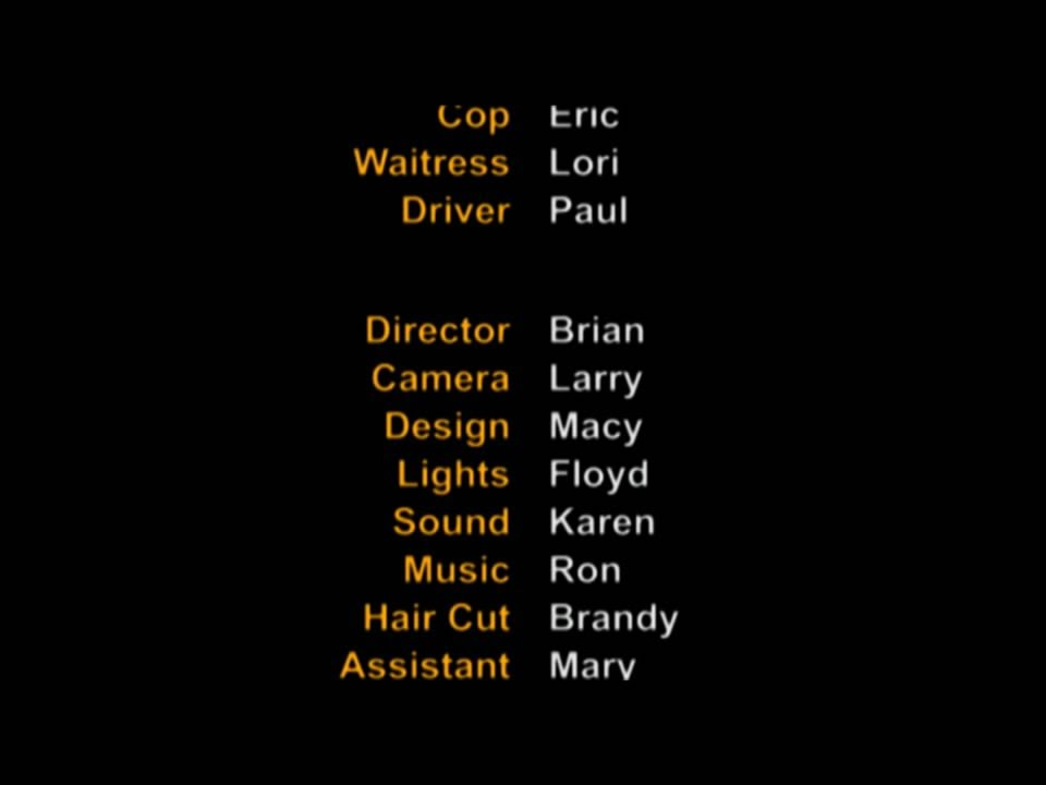 movie end credits template - Minimfagency