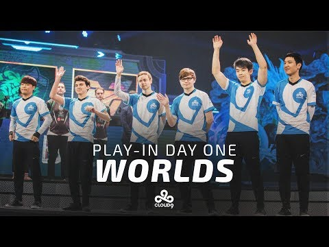 #Worlds | Play-In Day 1 Highlights