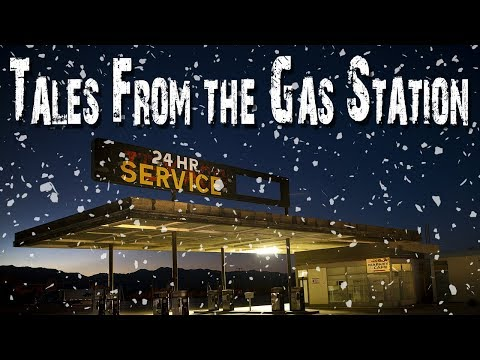 """Merry Christmas from the Gas Station"" [COMPELTE] 