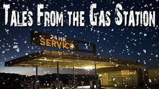 """""""Merry Christmas from the Gas Station"""" [COMPELTE]   CreepyPasta Storytime"""