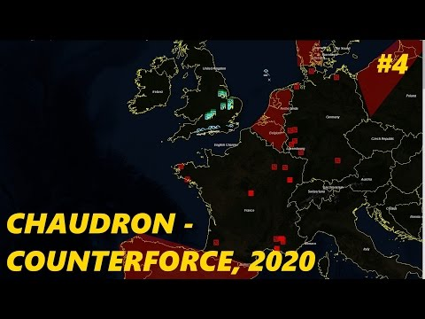 Command: Modern Air/Naval Operations - Chaudron - Counterforce, 2020 Episode 04 |