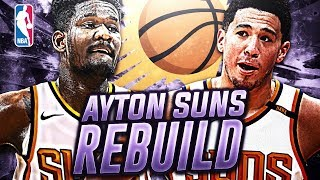 #1 Overall Draft Pick! Deandre Ayton Being Selected!  Phoenix Suns Rebuild! NBA 2K18 My League
