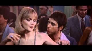 Scarface dance scene