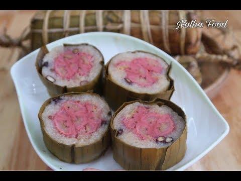 Bánh tét, cách làm bánh tét chuối truyền thống ngày xưa của nhà Natha Food