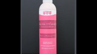 Kimmaytube Love Me And Leave In Conditioner Review Vrs Kimmaytube Leave In