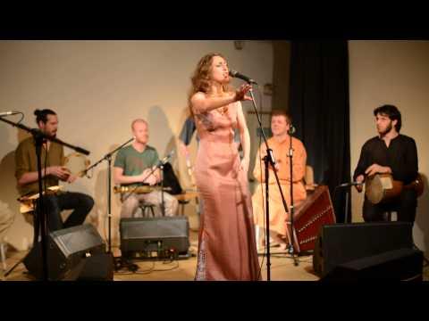 Anna Hoffman & Romancero Sefardí - Ansina dize la nuestra novia (Sephardic wedding song, ladino)