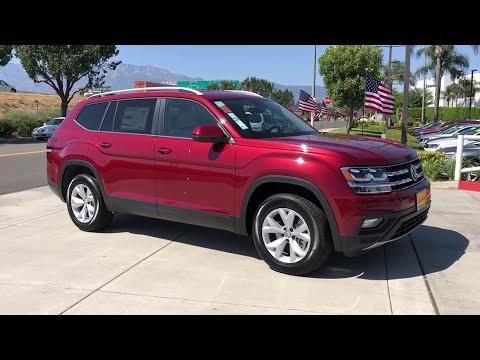 2019 Volkswagen Atlas Ontario, Claremont, Montclair, San Bernardino, Victorville, CA V190675