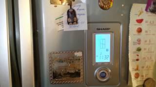 Ремонт Холодильника Шарп (SHARP) SJ-PV50HG. Неисправен Лёдогенератор(, 2017-01-12T07:32:35.000Z)