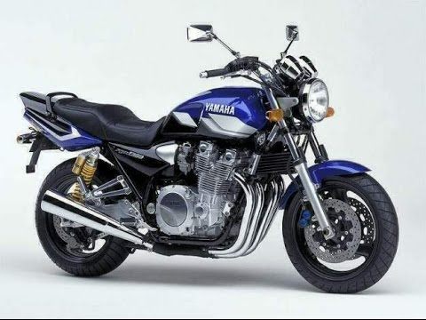 CLASSIC ROAD TEST: 1999 YAMAHA XJR 1300 review - YouTube