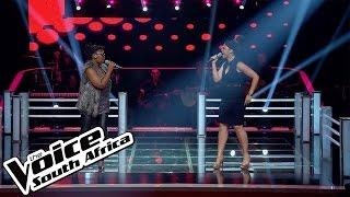 Gambar cover Tender vs Michelle - Irreplaceable   The Battles   The Voice SA Season 2